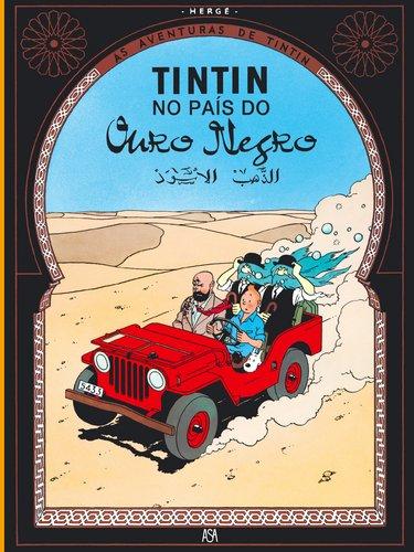 Tintin no País do Ouro Negro