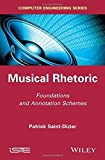 img - for Musical Rhetoric: Foundations and Annotation Schemes (Focus) by Patrick Saint-Dizier (2014-10-06) book / textbook / text book