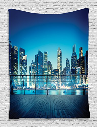 Accessories Manhattan Penthouse Panoramic Skyscrapers