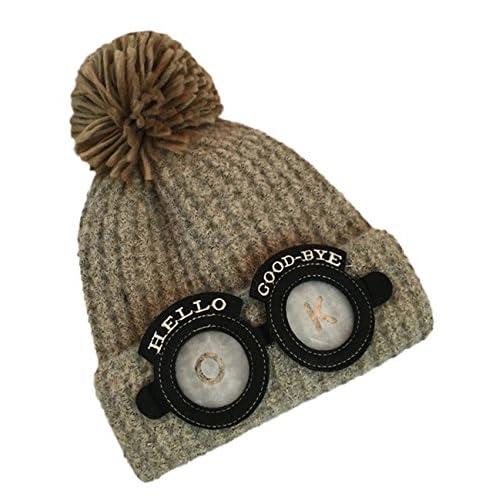 8fdb680cbbb Baby Warm Winter Knit Hat