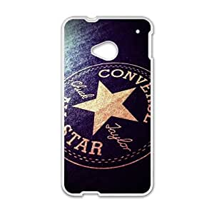 SANLSI Sport brand Converse fashion cell phone case for HTC One M7