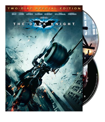 The Dark Knight (Two-Disc Special Edition) (Batman Black Knight Rises)