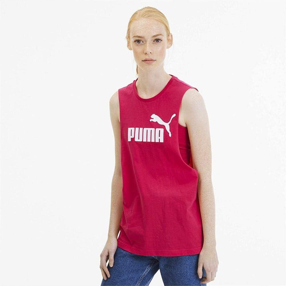 Cut Off Tank Camiseta De Tirantes Mujer PUMA ESS