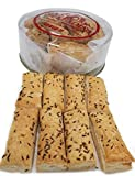 Sukhadia's Indian Snacks, Khari Biscuit/Salty Biscuit/Tea Biscuit, 12oz