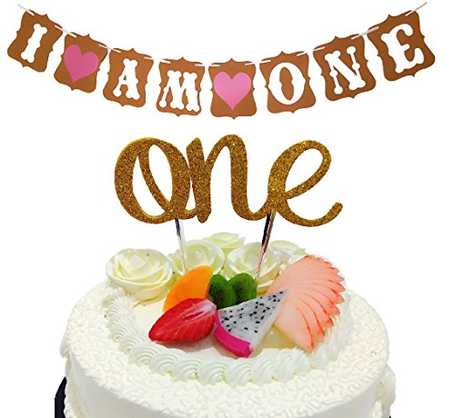 1 Year Old Birthday Decorations Amazoncom