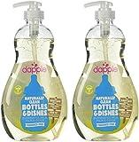 Dapple Fragrance-Free Baby Bottle & Dish Liquid 16.9 oz - Pack of 2