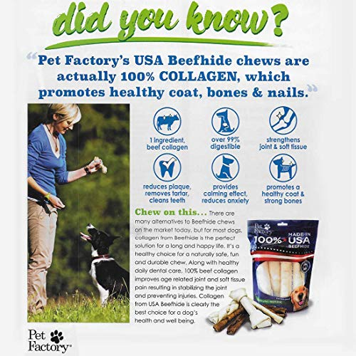 """Pet Factory 78128 Beefhide 