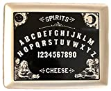 Magenta Ouija Board Small Cheese Serving Plate