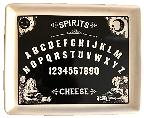 Magenta Ouija Board Small Cheese Serving Plate by Magenta