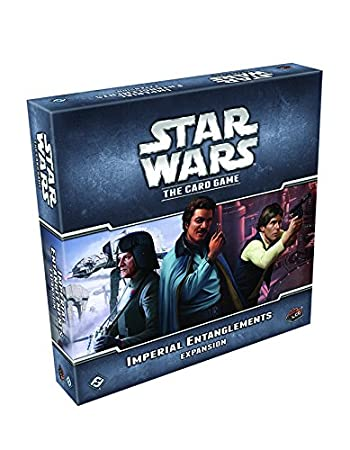 Star Wars LCG Imperial Entanglements Box Expansion Board Game