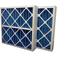 US Home Filter SC40-16X25X4 MERV 8 Pleated Air Filter (Pack of 3), 16 x 25 x 4