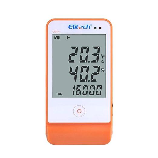 FAY Pruebas de Humedad de la Temperatura Digital inalámbrica para ...
