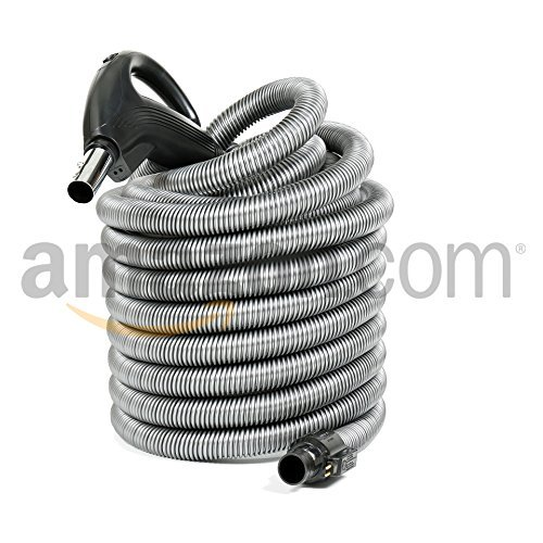 Beam Electrolux Central Vacuum Cleaner 35 Feet Long Direct Connect Hose - Control Bore