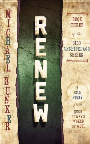 book cover of Renew