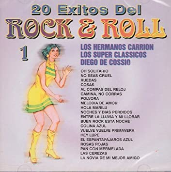 20 Exitos Del Rock & Roll Vol 1