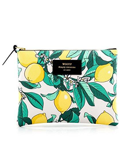 Woouf Mujeres bolsa grande Limón Limón