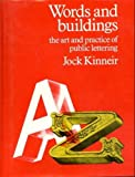 Words and Buildings, Jock Kinneir, 0823074870