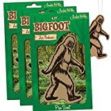 Automotive : Bigfoot Air Freshener - Pine Scent (3)