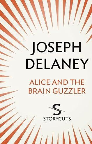 book cover of Alice and the Brain Guzzler