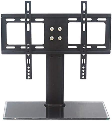 WUDAXIAN Soporte de Monitor Ajustable de Pedestal para TV de 26-32 Pulgadas: Amazon.es: Hogar