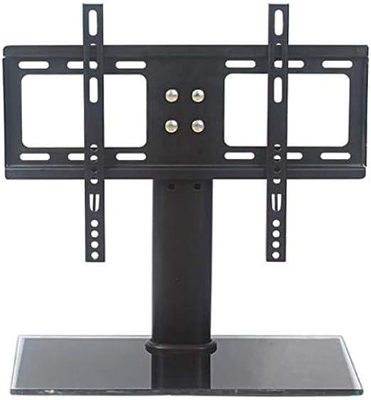 LIYANDSZJ Soporte de Monitor Ajustable de Pedestal para TV de 26 ...