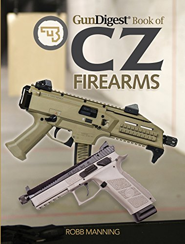 Gun Digest Book of CZ Firearms (Number Of Gun Owners In The United States)