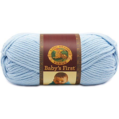 (Lion Brand Yarn 925-106U Baby's First Yarn, Splish Splash)