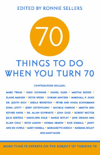 70 Things to Do When You Turn - At City Creek Shops