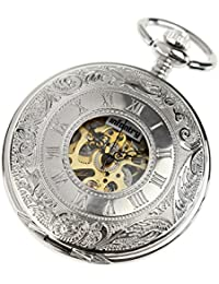 Amazon.com: 1 Star & Up - Pocket Watches / Watches: Clothing, Shoes & Jewelry
