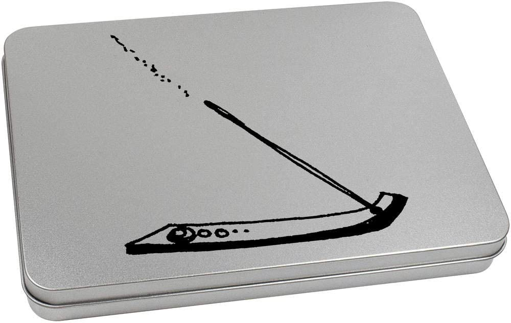 Azeeda 110mm x 80mm B/âton dEncens bo/îte de Rangement TT00037809