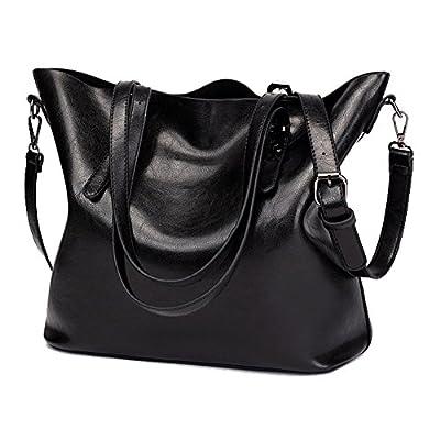 Women's Handbag PU Leather Tote Shoulder Bags Soft Hot Shoulder Bag