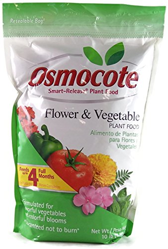 Scotts Osmocote Flower & Vegetable 10 Lb