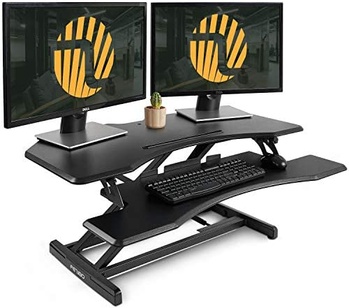 VIPEK Ergonomic Gaming Desk Computer Table with Massive Countertop Colored in Black Carbon Fiber K-Shaped Home Office PC Gamer Desk Game Table Workstation with Headphone Hook 47.24 W x 23.62 D