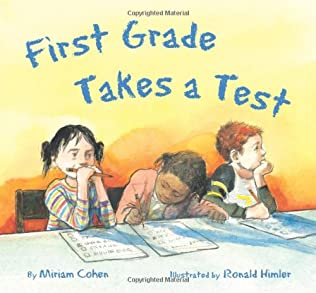 book cover of First Grade Takes a Test