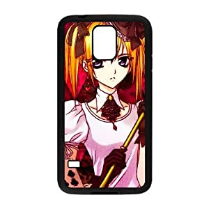Generic for Samsung Galaxy S5 Cell Phone Case Black Vampire Knight Custom HAKHAOKHG2670
