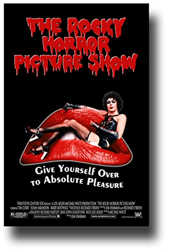 The Rocky Horror Picture Show Poster - Movie Promo 11 x17 in