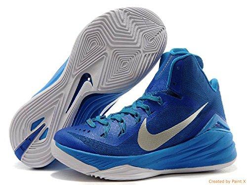 Nike Hyperdunk 2014 Mens Game Royal Basketball Sneakers 11.5 US u6QOU
