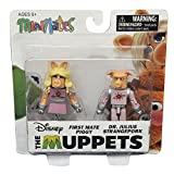 The Muppets Minimates Series 2 Pigs in Space Piggy & Dr. Strangepork TRU Exclusive