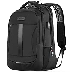 Description: Why do you need this backpack? Anti Theft - The zipper hook makes it hard for a pickpocket to sneak their hand in when you're not paying attention. This secure backpack is specifically designed to safeguard your property. Tons of...