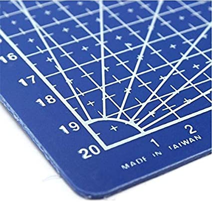 Amazon Com Professional 30 22cm Pvc Cutting Mat A4 Durable