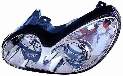 For Hyundai Sonata 02-05 Headlight Headlamp Left Lh Driver Side Lens & Housing