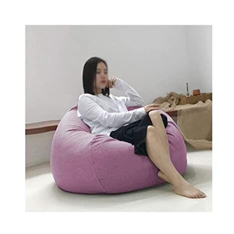 Pleasant Amazon Com Yangliyu Big Bean Bag Bean Bag Cover Sofa Ibusinesslaw Wood Chair Design Ideas Ibusinesslaworg