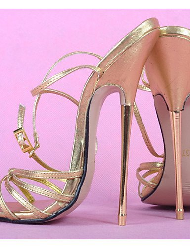 ShangYi Women's Shoes Sexy Pointed Toe Stiletto Heel sandals (More Colors)