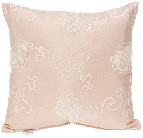 Sweet Potato Lil' Princess Pillow, Floral Overlay
