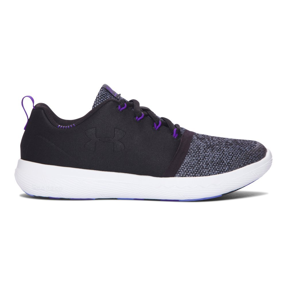 Under Armour Grade School UA Charged 24//7 Low 3.5 Black