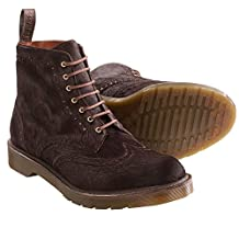 Dr Martens R16061601 Mens Brogue Boot,Oxblood,060