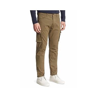 27589bdb6 Polo Ralph Lauren Slim Denim Cargo Pants (36x30) at Amazon Men s ...