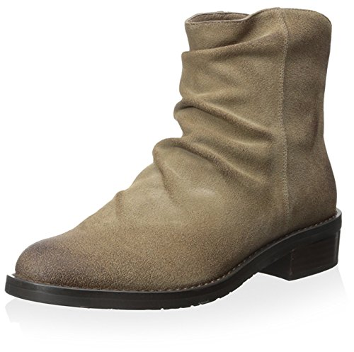 Bootie Blu Chocolat Leather Women's Taupe PYwwqzp