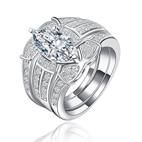duo-la-wedding-engagement-promise-zircon-sterling-silver-ring