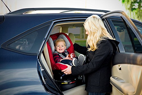 Orbit Baby G3 Toddler Convertible Car Seat, Ruby
